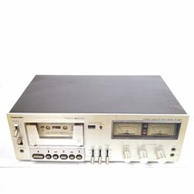 Toshiba pc-4460 Stereo Cassette Deck Player AC 120V 60Hz 15W For Parts N... - $49.99