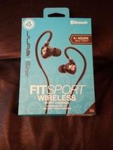 Brand New JLab Fit 2.0 Wireless Sport Earbuds Bluetooth - $49.50