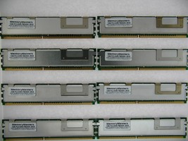 8GB (8X1GB) FOR HP PROLIANT DL380 G5 DL580 G5 ML150 G3 ML350 G5 ML370 G5 XW460C