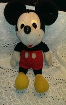 "Mickey Mouse  Hasbro Softies 16"" Plush Stuffed Animal1980's - $18.80"