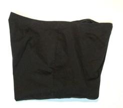 Charter Club Women's Casual Pants 20W Black Capri Floral Cut Design #E2 - $18.99