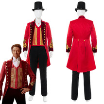 The Greatest Showman P.T. Barnum Cosplay Costume Uniform Outfit New Arrival - $99.00+