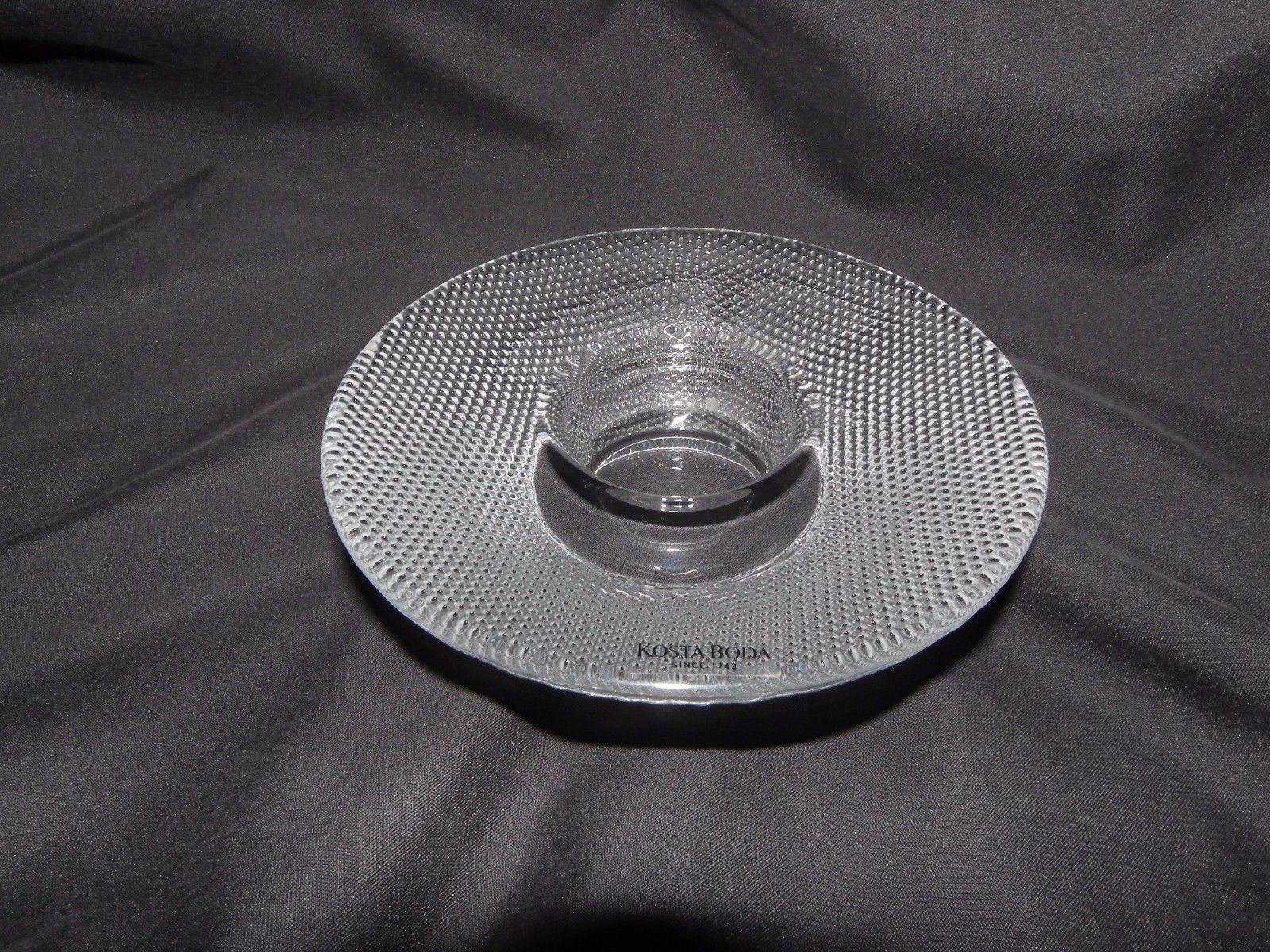 Primary image for Kosta Boda Limelight Votive Candle Holder Pristine