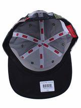 Asphalt Yacht Club Camo Green Black Hunt Snapback Baseball Hat AYC1410920 NWT image 7