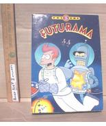 Futurama Season 3 DVD TV Series 4 Disc Box Set TESTED Sci-Fi Animated Co... - $7.59