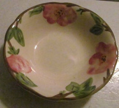 1996 Fruit/Dessert (Sauce) Bowl Desert Rose, Johnson Bros by Franciscan Made In  - $12.99