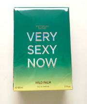 Victoria's Secret Very Sexy Wild Palm Perfume 1.7oz 50ml Warm Spray EDP New  - $49.49