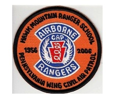 US Civil Air Patrol CAP Pensylvania Hawk Mountain Ranger School 50 Year USAF AUX - $9.99