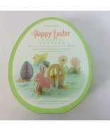 Williams Sonoma Easter Cookie Cutters Set 8 Bunny Egg Chick Flower 3D Recipe - $18.69