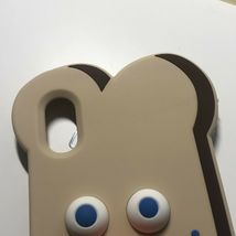 Brunch Brother iPhone X Silicon Case Cover Skin Protector Version 1 (Toast) image 5