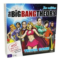 NEW SEALED Big Bang Theory Fan Edition Trivia Board Game  - $23.01