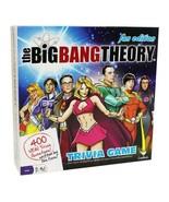 NEW SEALED Big Bang Theory Fan Edition Trivia Board Game  - $23.01