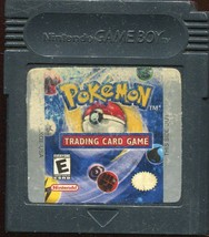 Pokémon Trading Card Game (Nintendo Game Boy Color, 2000) Game Only! - $4.94