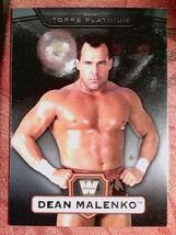 2010  TOPPS  #4   DEAN   MALENKO       *WWE566 - $0.99