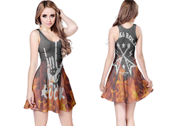 Rock Music Satanic Reversible For Women - $22.99+