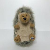 "Ganz Webkinz Hedgehog HM130 Beanie Plush Stuffed Animal 8"" Tall No Code - $14.84"