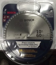 "Bosch PS1060LAM 10"" x 60 Tooth Carbide Laminate Saw Blade  - $29.70"