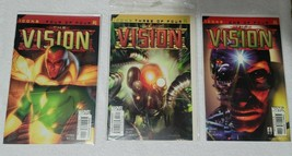Marvel The Vision 3 lot - $25.00