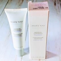 Mary Kay Medium Coverage Foundation Ivory 104 - $18.00