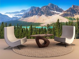 Wall Mural Art Canadian wilderness Banff Nati Home Decor Print Poster Wa... - $149.99