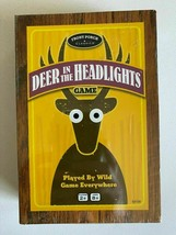 Deer In The Headlights Family Board Game by Front Porch NEW AND SEALED - $14.01