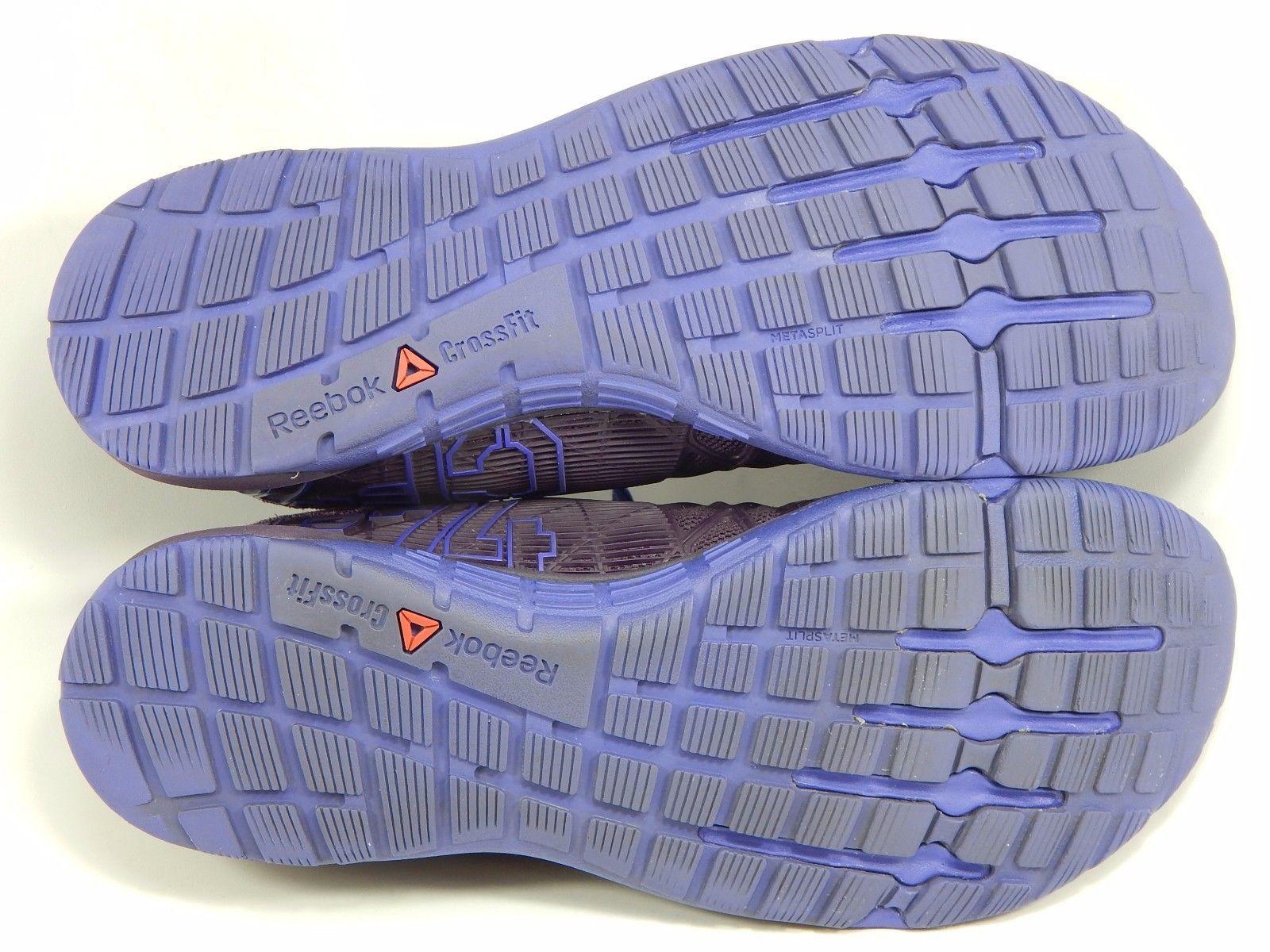 Reebok CrossFit Nano 4.0 Women's Training Shoes Size US 8.5 M (B) EU 39 M43441