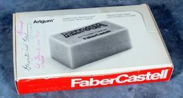 Faber Castell Artgum Eraser in Original Box of 11 - $9.99
