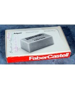 Faber Castell Artgum Eraser in Original Box of 11 - $9.99