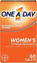 One a Day Women's Multivitamin | 60 Tablets - $5.88