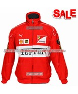F1 Formula 1 Official Racing Jacket Motor Motor... - $79.99