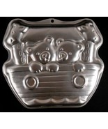 Noah's Ark Shaped WILTON 1999 Cake Pan #2105-2026 Birthday Baby Showers ... - $9.89