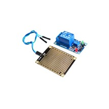 DC 12V Rain water sensor module + Relay Control Module for Arduino robot... - $8.12