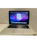 """APPLE MAC BOOK PRO 13""""MID -2008 C2D 2GHz  4GB RAM 750GB HDD MB466LL/A WO... - $242.55"""