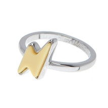 Banana Creme Grab & Go Debbies Lightning Bolt Ring Marc by Marc Jacobs - $15.90