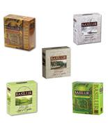 Basilur Ceylon Tea , Kandy, Winter, Nuwara Eliya, Radella & More in Tea ... - $14.16