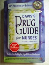 Davis's Drug Guide for Nurses Eleventh Edition - 20th Anniversary Editio... - $19.75