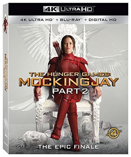The Hunger Games: Mockingjay Part 2 [4K Ultra HD + Blu-ray]