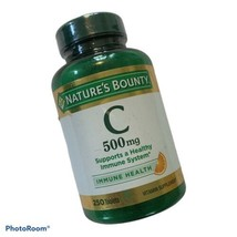 Natures Bounty Vitamin C For Immune Support Health 500mg 250 Tablets Adult - $12.71