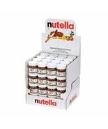 Nutella Hazelnut Spread with Cocoa Glass Jar.88 Ounce - 64 per case. - $85.54