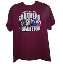 Texas A & M Aggies New Southern Tradition SEC New Mens XL T Shirt NCAA C... - $14.52