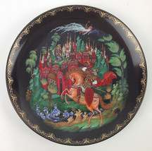 """1988 Russian Legends """"Ruslan and Ludmilla' Collector's Plate - $23.75"""