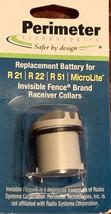 Perimeter Technologies IFA-001 Dog Collar Battery - $17.34