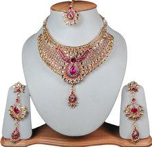 Zicsy Engagement & Wedding Jewelry CZ Beautiful Necklace Set BODD230 - $53.00