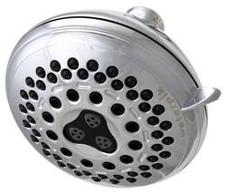 Waterpik Medallion Chrome 7 Setting Showerhead IDC-733 - $31.99