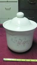 Pfaltzgraff TEA ROSE Cookie Jar 8996736 - $19.97