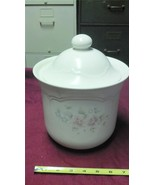 Pfaltzgraff TEA ROSE Cookie Jar 8996736 - $19.97