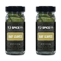 TJ Spices & Co. Bay Leaves (2 Pack) - $17.81