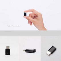 Xiaomi USB Adapter Micro USB To Type-C USB Power Adapter For Android Pho... - $10.30
