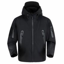 Shark Skin High Quality Tactical Jacket Waterproof Windbreaker Men's Rai... - $71.20