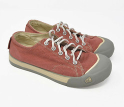 Keen Women's Sz 6.5 EU 37 Lace Up Comfort Walking Sneakers IR 0109 - $34.95